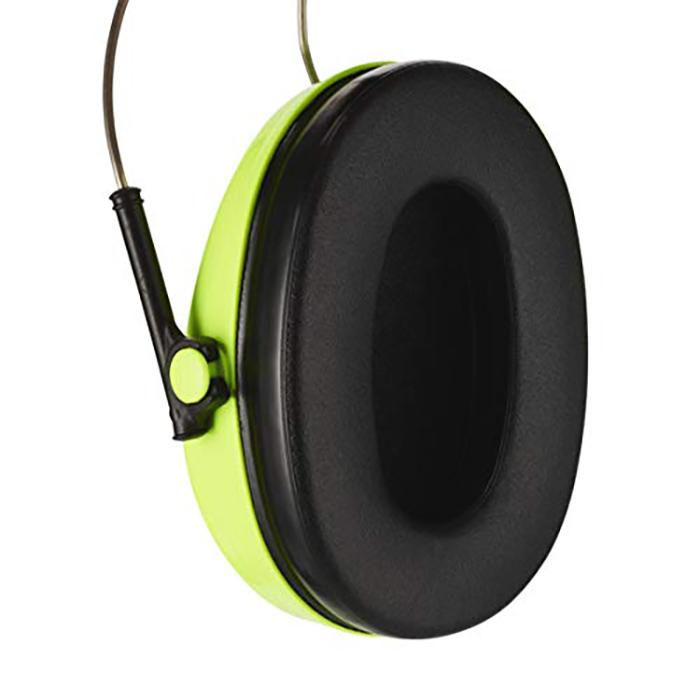 Avis 3M Peltor Kid Cache-oreilles vert fluo
