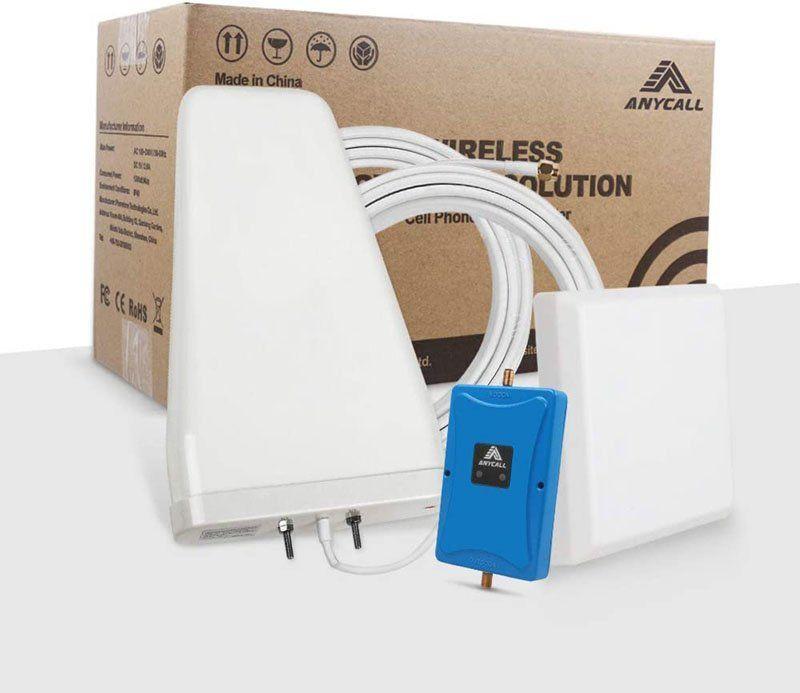 Avis - ANYCALL Amplificateur de Signal Mobile LTE 4G 3G 800