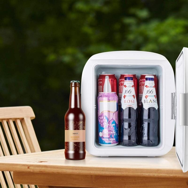 Avis - AstroAI Mini Frigo de Chambre, Mini Réfrigérateur Voiture Portatif 9L 12V220V