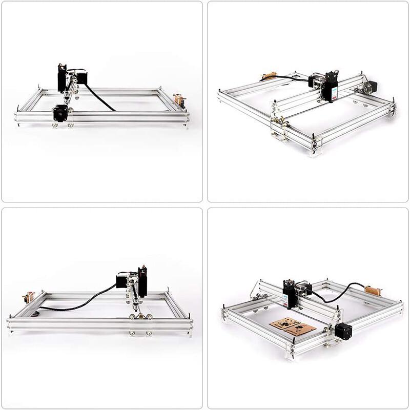 Avis Coparatif et Test TOPQSC Kits de graveur laser bricolage CNC