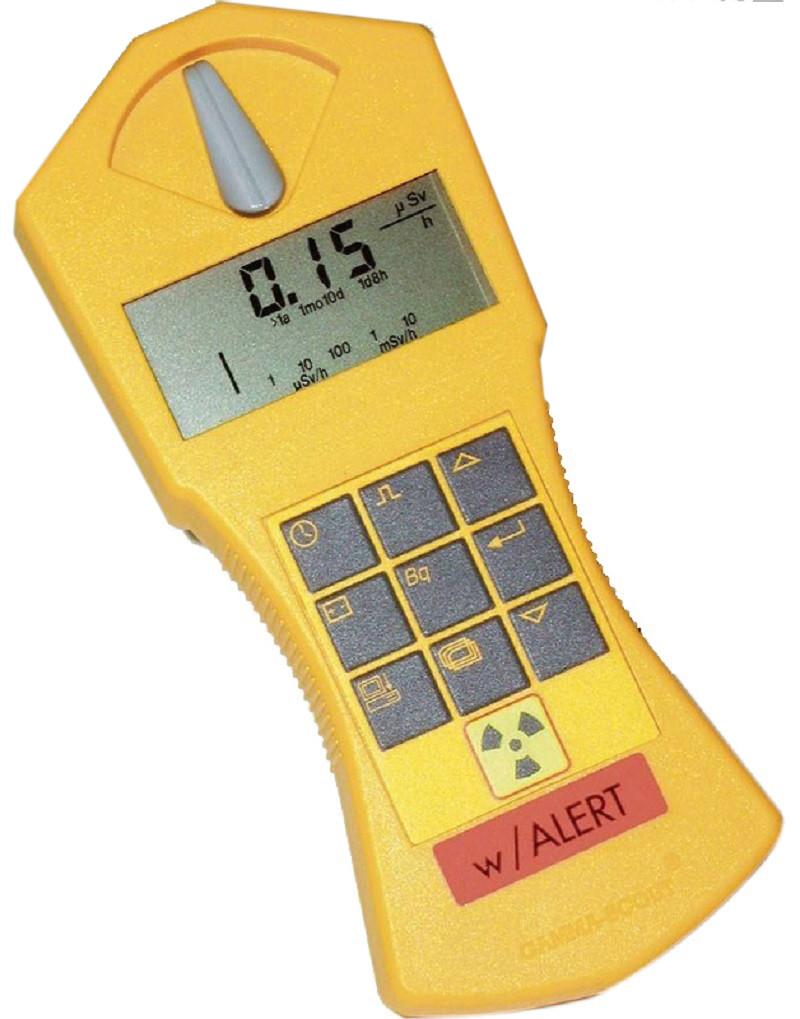 Avis - Gamma-Scout ® Alarm Geigerz hler 1 St.
