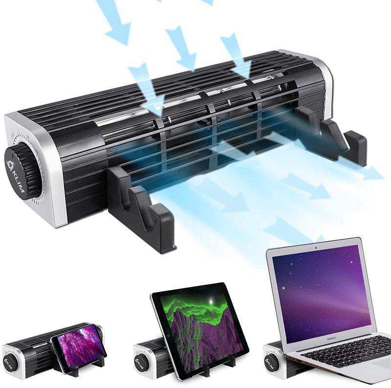 Avis - KLIM™ Zephyr + Hyper Refroidisseur Triple Fonction Et Puissant Ventilateur de Poche