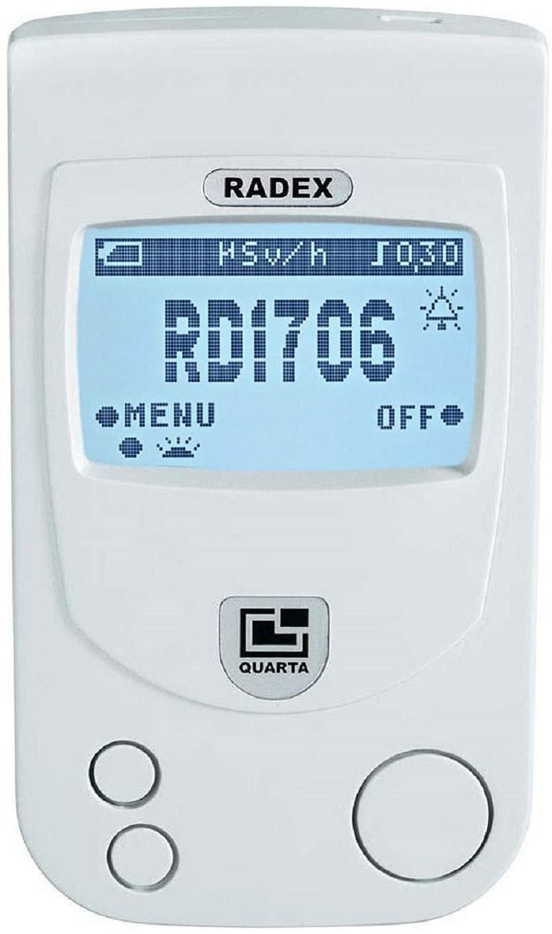 Avis - RADEX RD1706 - Détecteur de radioactivité (compteur Geiger, dosimètre de poche)