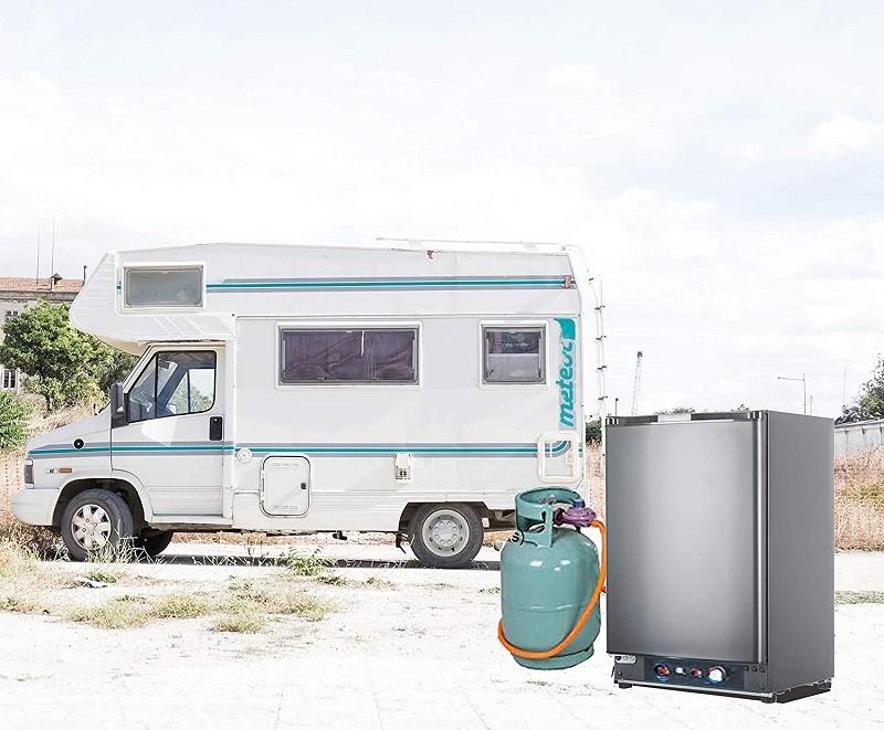 Avis - Smad Réfrigérateur Camping 60L, Mini Réfrigérateur Silencieux