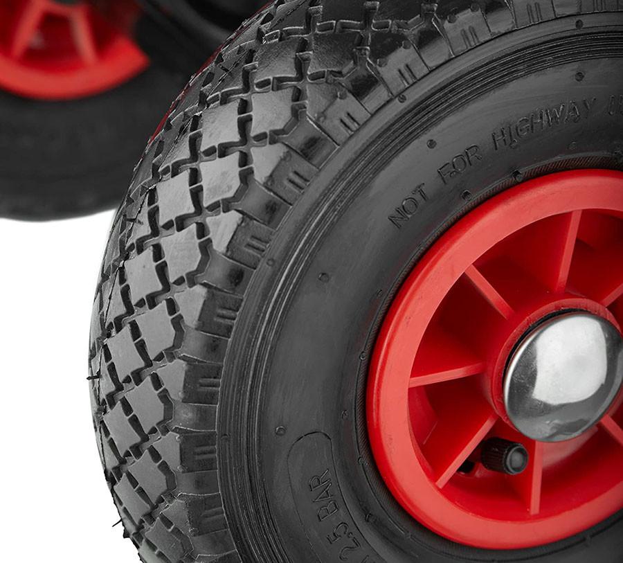 Avis TecTake Chariot de Transport, Diable de Manutention Charge 100 Kg