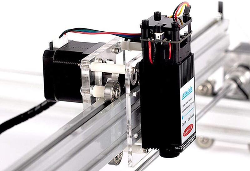 Avis Test TOPQSC Kits de graveur laser bricolage CNC