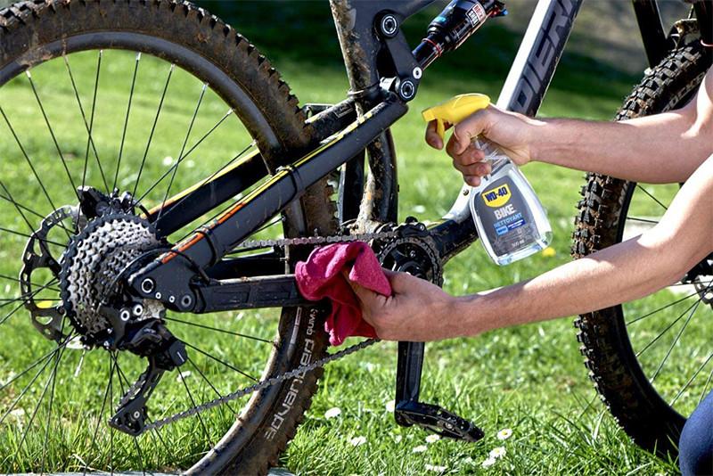 Avis - WD-40 kit Entretien vélo lot special Mixte Adulte