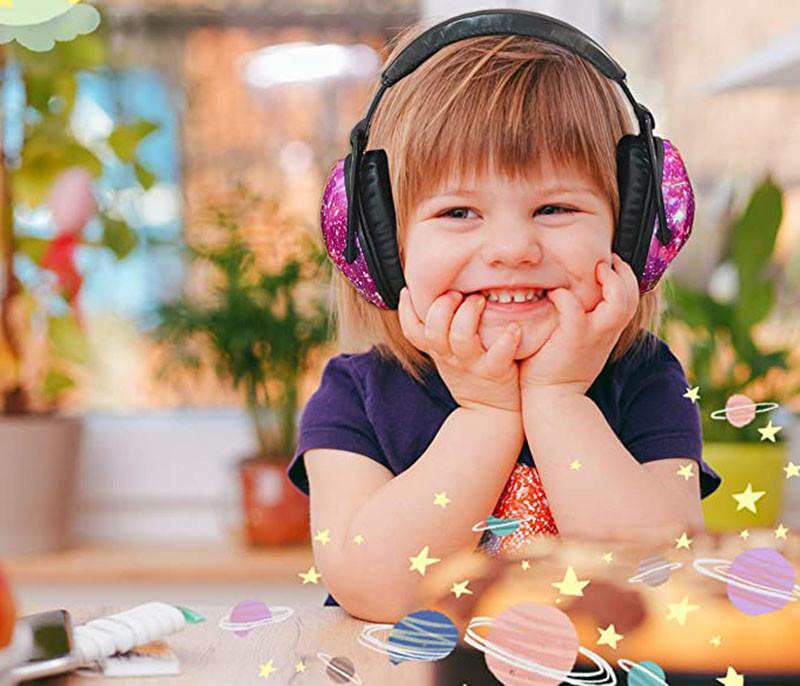 Avis - ZOHAN 030 Casque Anti Bruit Enfant Facilement Réglable Pliable