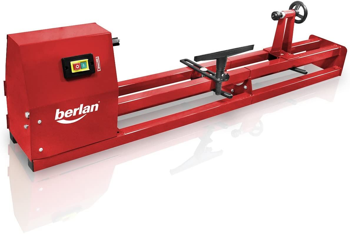 Berlan Tour à bois 1000 mm 350 W