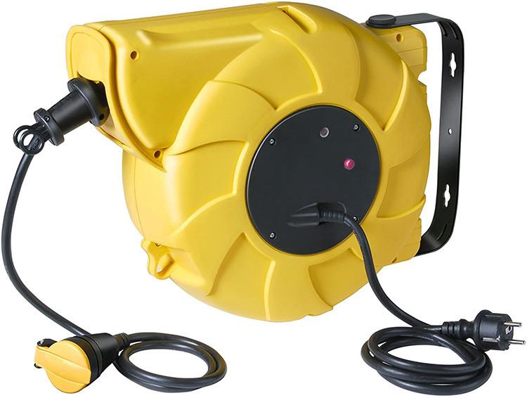 Brennenstuhl Enrouleur de câble électrique automatique