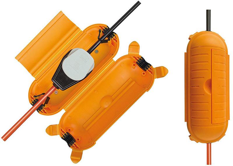 Brennenstuhl Safe-Box Big IP44 - etui de protection pour les connexions câblées