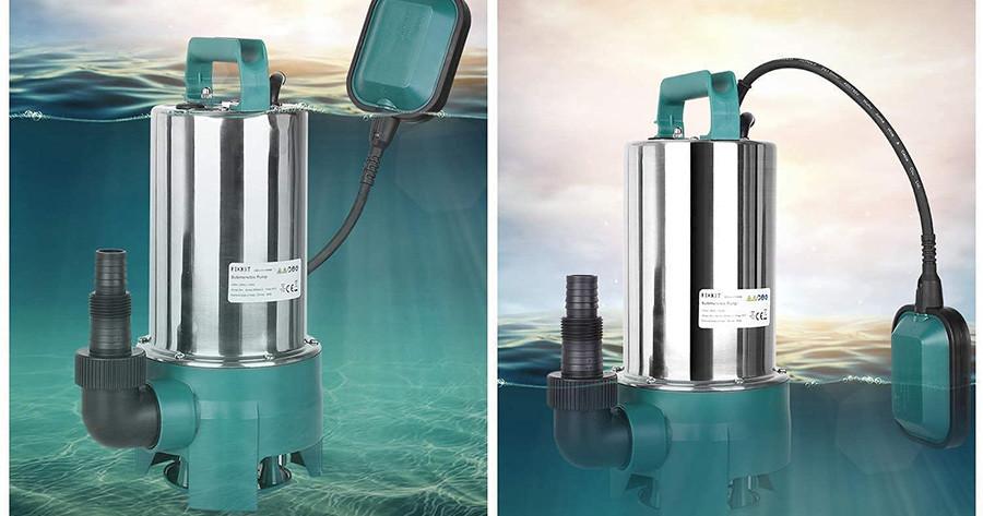 Comment choisir entre une pompe submersible ou une pompe immergée