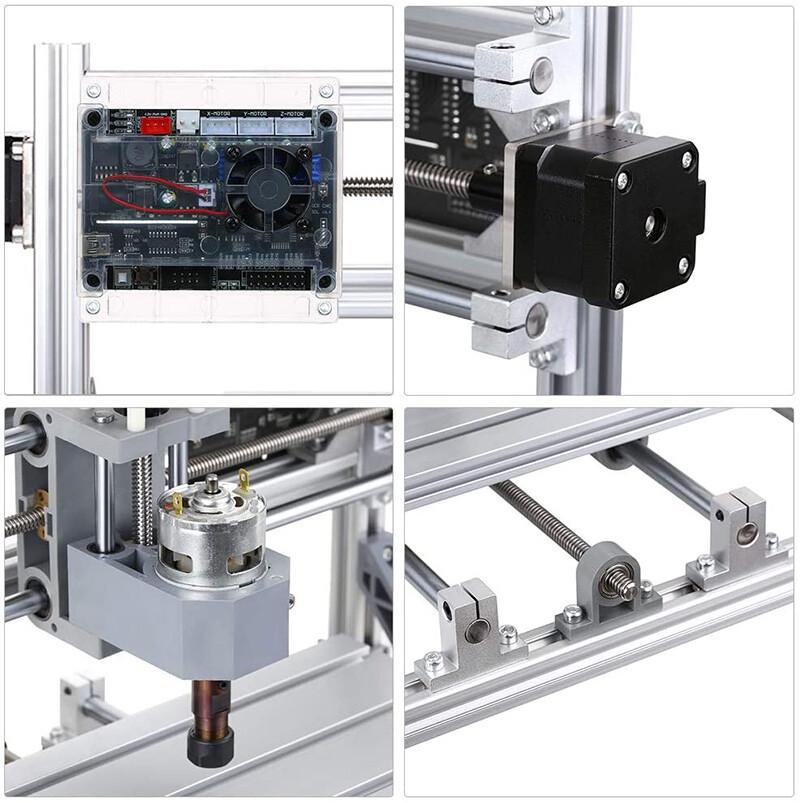 Comparatif Avis KKmoon 5500mW Mini Gravure Laser à Haute Vitesse