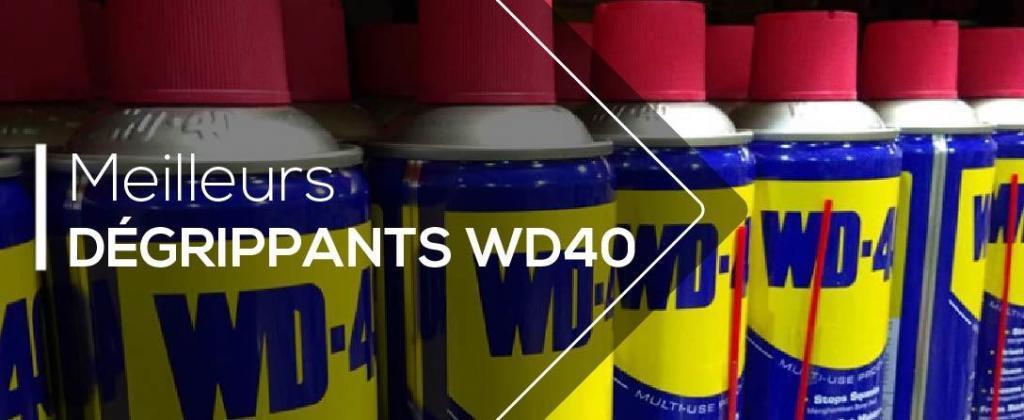 Comparatif et Tests des Meilleurs Dégrippants WD40