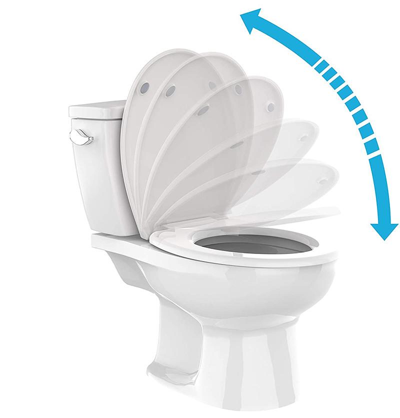 Cosondo Abattant pour wc en Forme de O