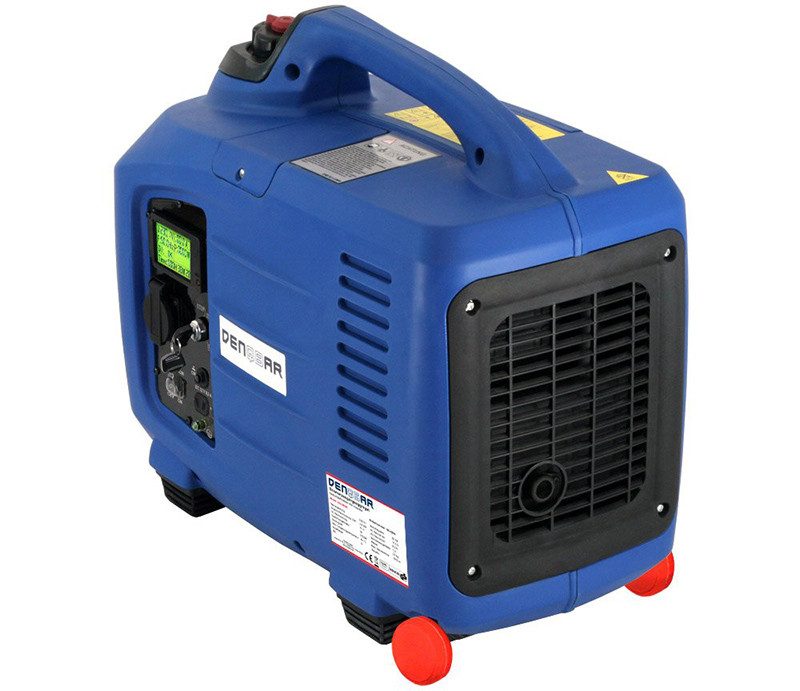 Denqbar inverter - Groupe électrogène digital silencieuse digital 2,8 kW avec E-START