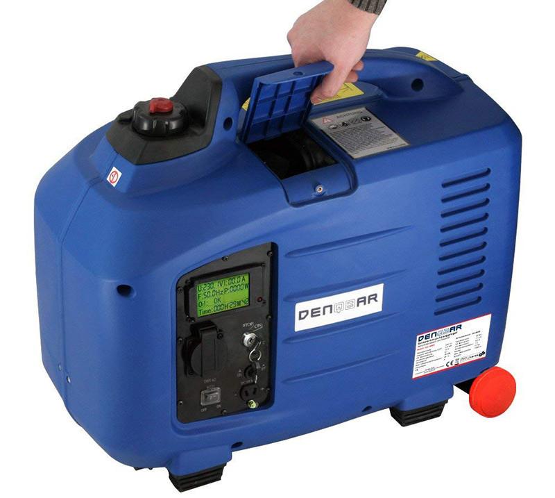 Denqbar inverter groupe électrogène digital silencieuse digital 2,8 kW avec E-START