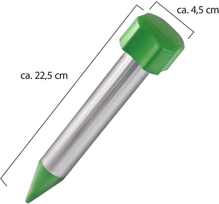 Gardigo 70019 - Repulsif Taupe Ultrason à Vibrations Rat Taupier Campagnols