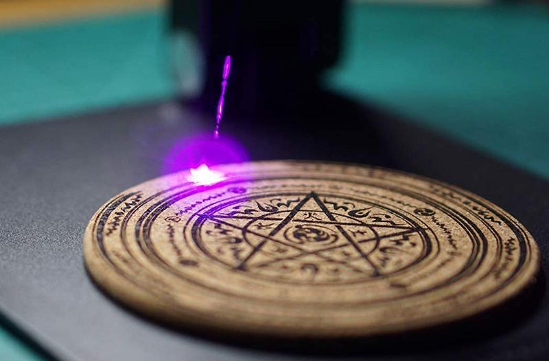 Laser Pecker Pro graveur Laser Portable Compact Machine de gravure