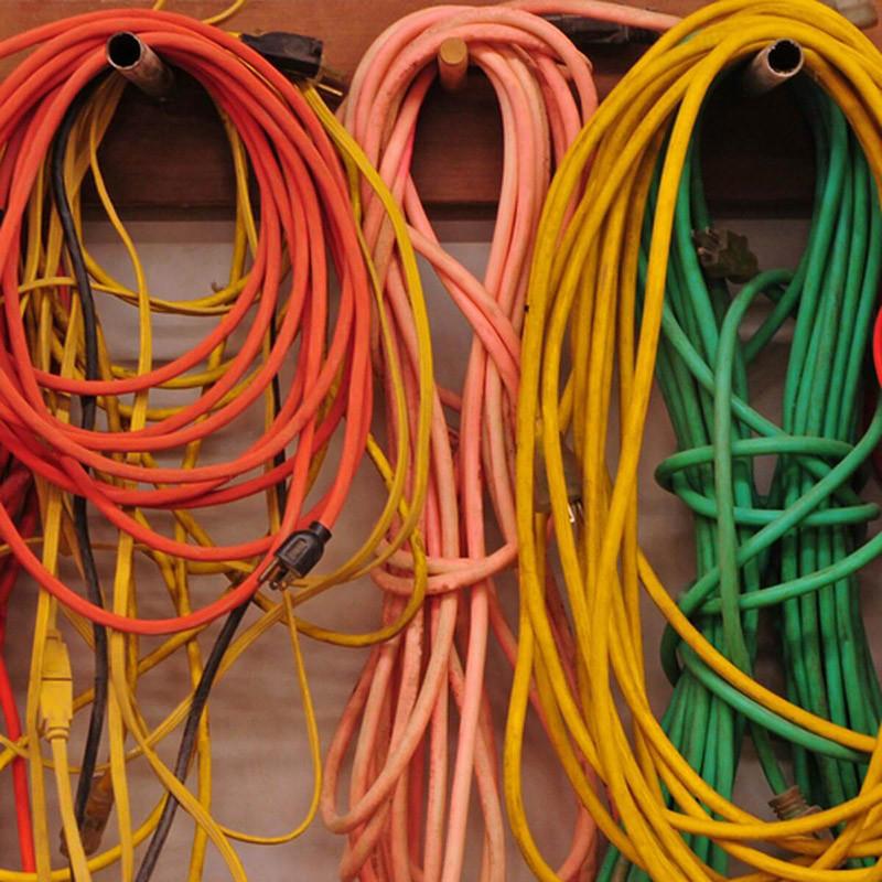 Les différents usages d'une rallonge électrique