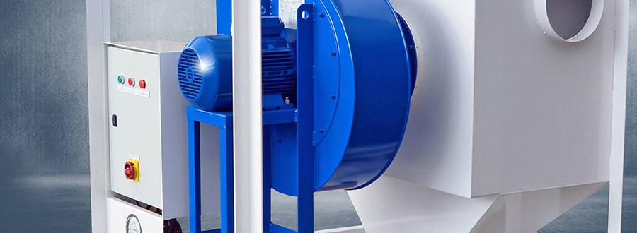 Les réglementations de la ventilation d'une cabine de sablage