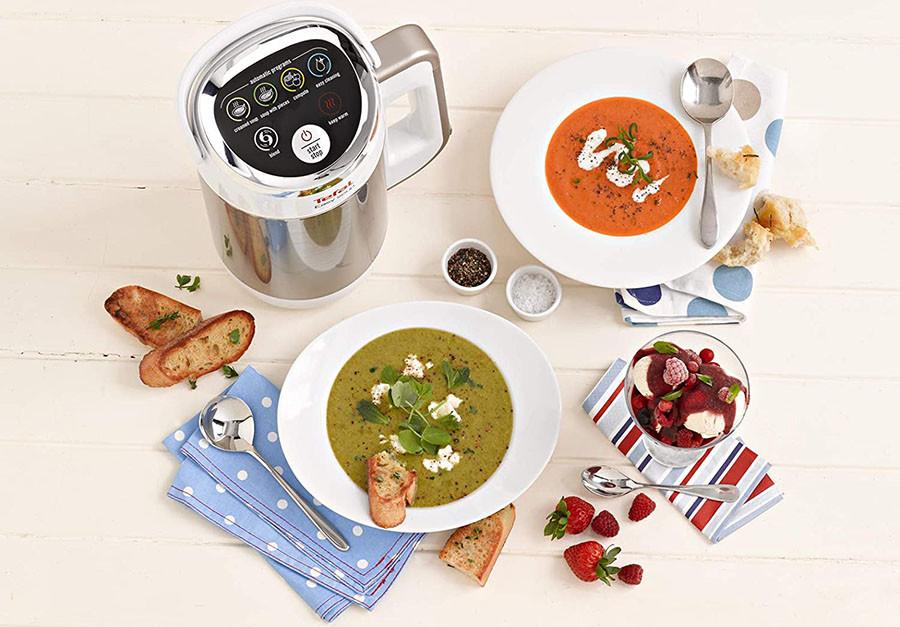 Notre avis sur les soupe maker