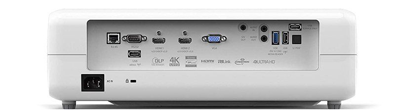 Optoma UHD52ALV Vidéoprojecteur 4K UHD Wi-FI