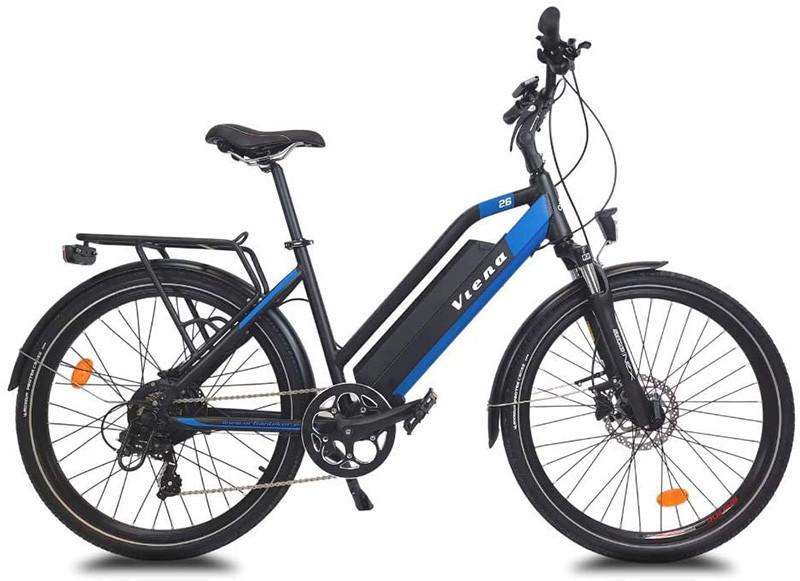 Pourquoi choisir le Vélo électrique VTC URBANBIKER VIENA