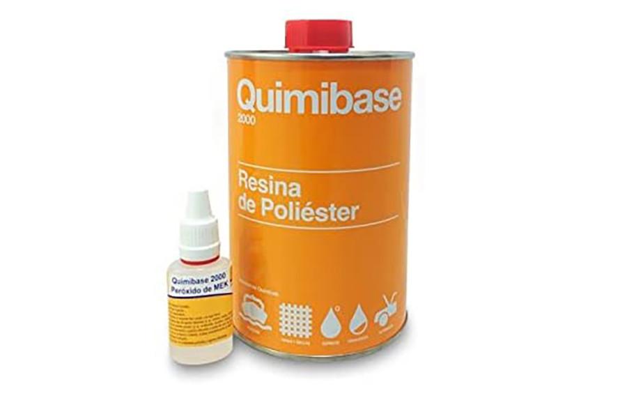 Quimibase 2000 Résine polyester 1 kg