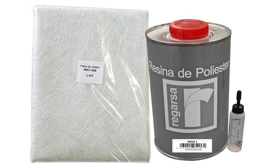 Riegoprofesional Résine Polyester 1 Kg