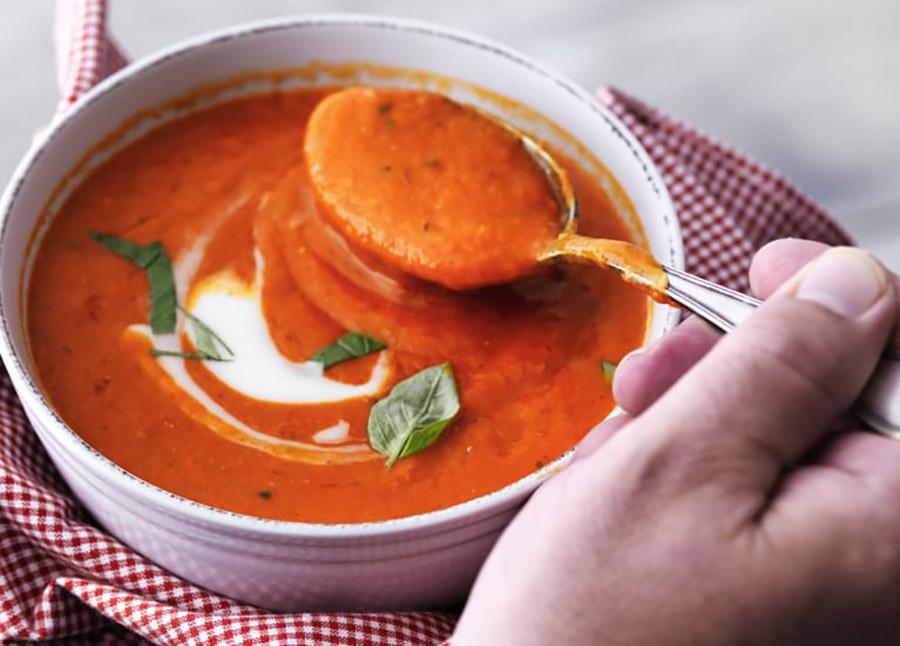 Soupe Maker - recette soupe à la tomate