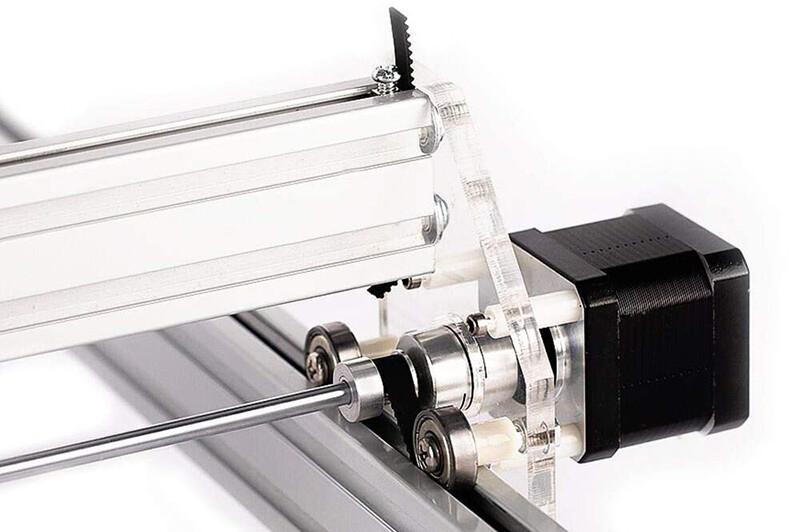 TOPQSC Kits de graveur laser bricolage CNC