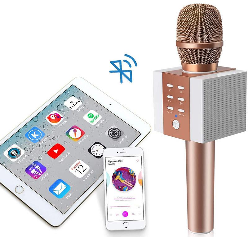 TOSING 008 microphone sans fil Bluetooth karaoké