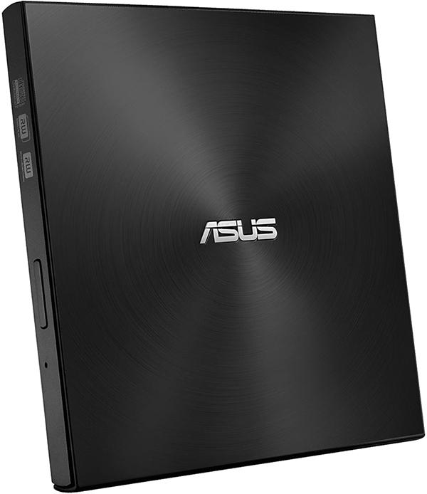 Test - ASUS ZenDrive U7M Noir (SDRW-08U7M-U) — Lecteur Graveur CD