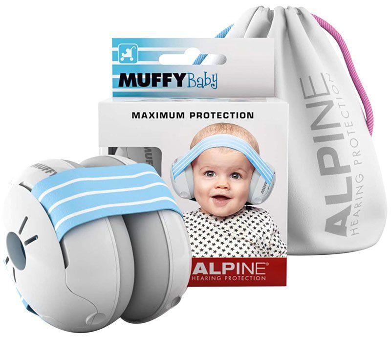 Test - Alpine Baby Muffy Casque Anti bruit bébé