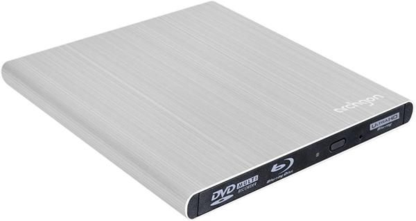 Test - Archgon Stream UHD Lecteur Externe 4K-Ultra HD BD, graveur Blu-Ray BDXL pour PC USB 3.0 USB-C