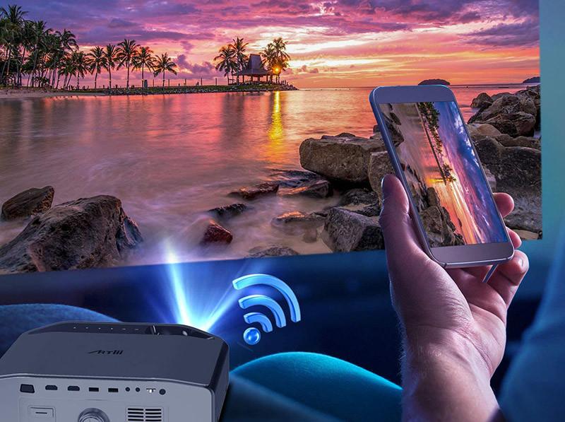 Test Artlii Videoprojecteur Full HD-ENERGON 2