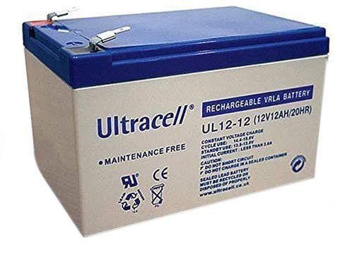 Test - Batterie plomb AGM S 12V-12Ah FR 12V 12Ah T2