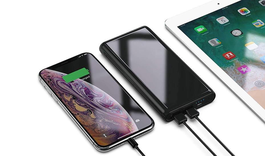 Test Ekrist Portable Batterie Externe - Intelligent Contrôle-IC - Powerbank 25800mah