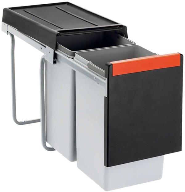 Test - FRANKE 134.0039.554 Poubelle de tri des déchets