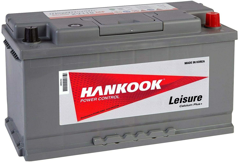 Test - Hankook XV110 12V 110Ah Batterie Décharge Lente Pour Loisir