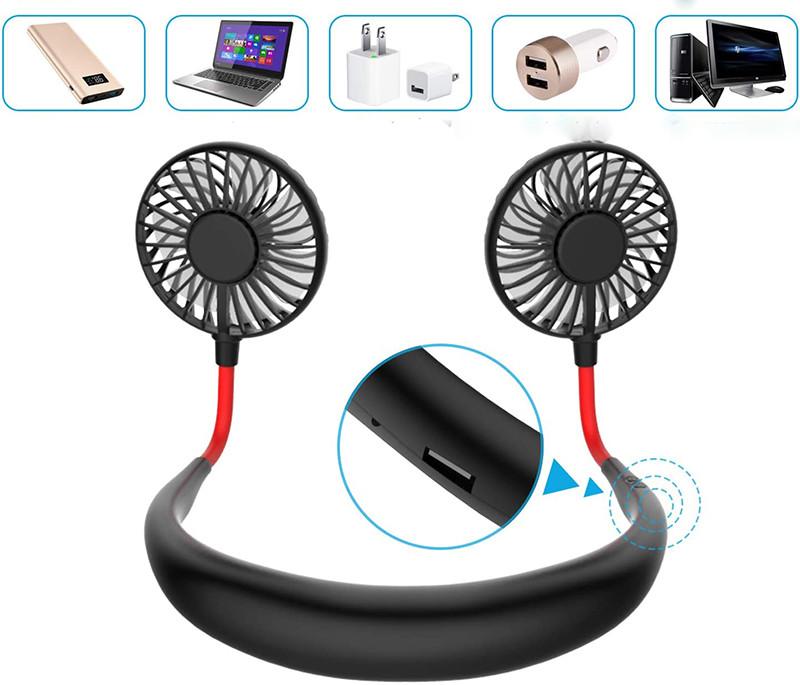 Test - ITSHINy Ventilateur Portable, Mini Ventilateur USB