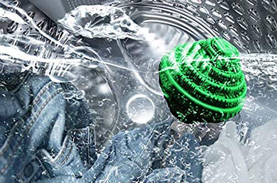 Test MATANA Boule de Lavage Écologique Réutilisable