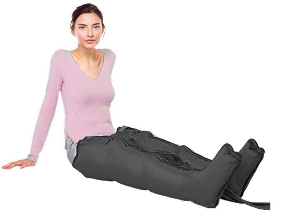 Test MESIS appareil de massage PressoMassaggio Plus avec 2 jambières - Copy