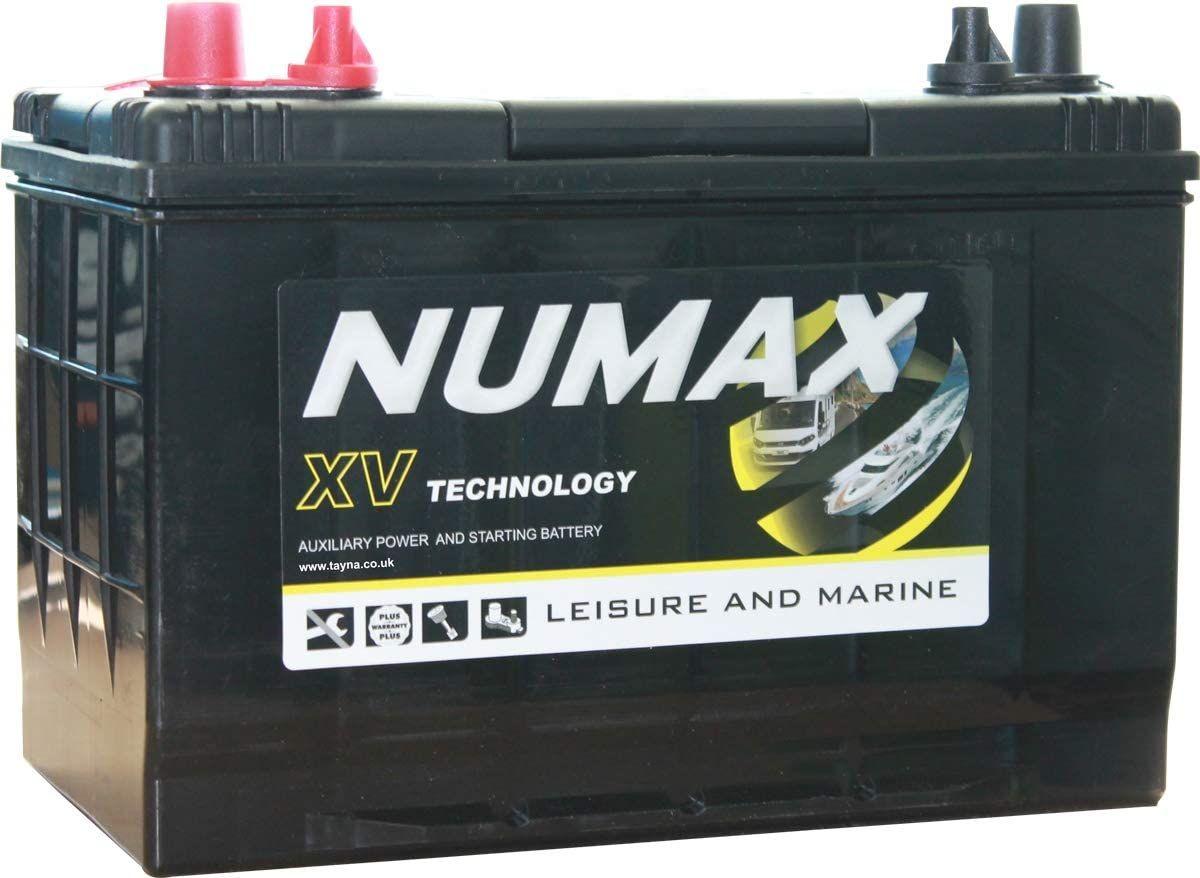 Test - Numax Marine Loisirs, Dual Xv27Mf Batterie Bateaux, Camping-Cars, Loisirs, 12V 100Ah 720 Amps (En)