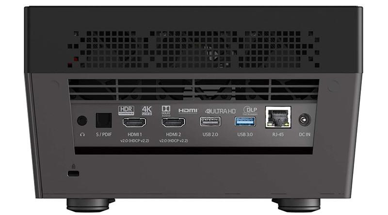 Test Optoma UHL55 Vidéoprojecteur DLP 4K Ultra Haute Définition LED