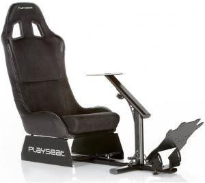 Test - Playseat Evolution - Alcantara - REM.00008 - Siège baquet pour simulation de sport automobile compatible avec la plupart des volants et pédaliers du marché