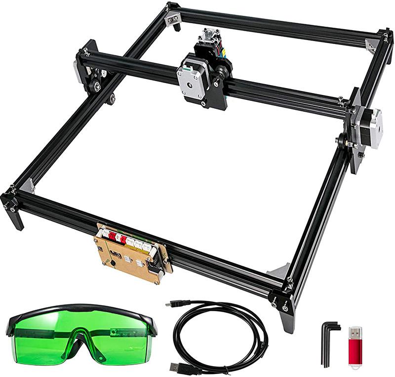 Test VEVOR Graveur Laser Machine CNC 500mW Kits de Graveur Laser