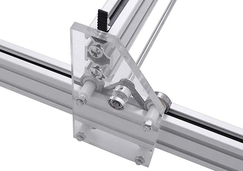 Test et Avis 4YANG Kit de machine à découper, graveur laser de bureau 12V