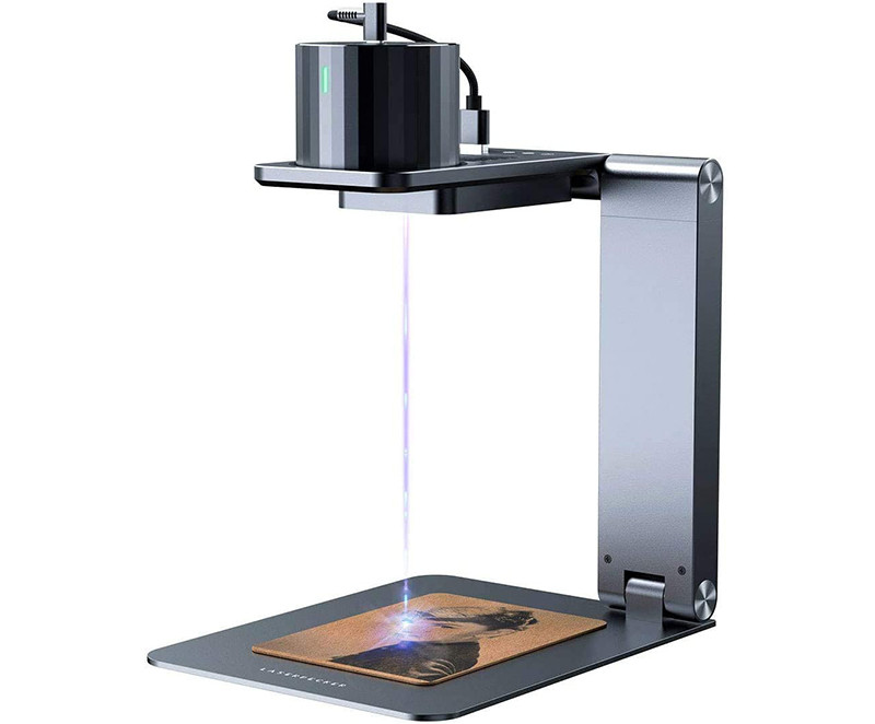 Test et Avis LaserPecker Pro graveur Laser Portable Compact Machine de gravure